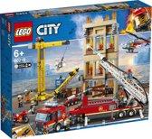 LEGO City Brandweerkazerne in de Stad - 60216
