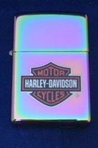 Aansteker Zippo Harley Davidson Logo Spectrum