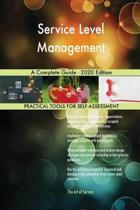 Service Level Management a Complete Guide - 2020 Edition