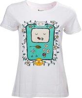 Adventure Time - BMO Flowers Female - S