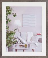 Fotolijst - Henzo - Modern - Fotomaat 50x60 - Donkergrijs