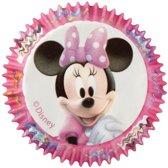 Wilton Minnie Mouse cupcake bakjes