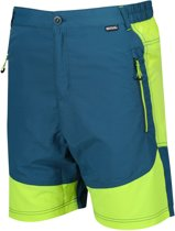 Regatta-Sungari Shorts-Outdoorbroek-Mannen-MAAT XXL-Blauw