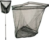 Gof Game On Fishing Net - Visnet - Telescopische Steel - 200 cm
