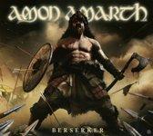 CD cover van Berserker van Amon Amarth
