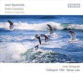 Violin Concertos - Sinfonia & Overt
