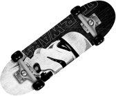 Disney Skateboard Star Wars Zwart/wit 71 Cm