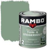 Tuin - & Steigerhout 750 ml Helm Groen 1144