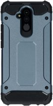 iMoshion Rugged Xtreme Backcover Huawei Mate 20 Lite hoesje - Donkerblauw
