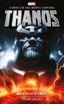 Marvel novels - Thanos