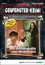 Gespenster-Krimi 22 - Horror-Serie