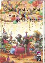 Hoera, ik kan lezen! - Familie Mol -de Mol viert feest