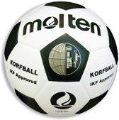 Molten Korfbal Wedstrijdbal Leer 32-delig Maat 5
