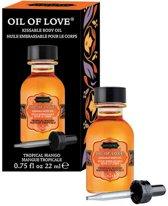 Tropical Mango - Likbare Olie - 22 ml