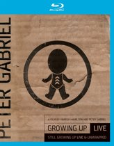 Peter Gabriel - Growing Up-Live + Still Growing Up-