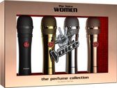 The Voice Giftset 80 ml - Geurengeschenkset - for Women