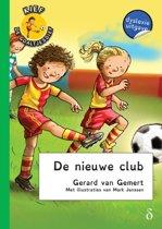 Kief, de goaltjesdief - De nieuwe club 1