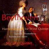 Harmoniemusik For Wind Quintet: Arr