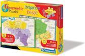 Clementoni Geographic Puzzles Belgium