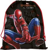 Spider-Man Far From Home - Gymbag - 42 x 33 cm - Multi