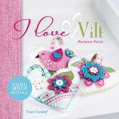 Handmade divas - I love vilt