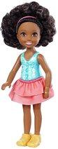 Barbie Club Chelsea Tienerpop Krullen 14 Cm