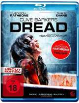 Clive Barker's Dread (blu-ray) (import)
