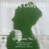 Gorecki: Symphony no 3 / Zinman, Upshaw, London Sinfonietta