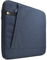 Case Logic Huxton - Laptop Sleeve - 15.6 inch / Blauw
