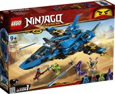 LEGO NINJAGO Legacy Jay's Storm Fighter - 70668