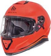 Helm MT Thunder III sv fluor oranje M