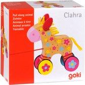 Goki Houten Trekdier - Paard Clara
