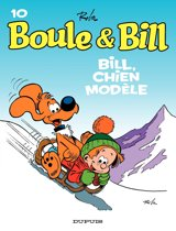 Boule et Bill - Tome 10 - Bill, chien modèle
