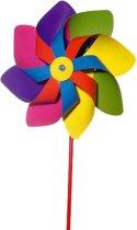 Windmolen 20cm Multicolor