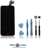mobtsupply iPhone 5C Lcd scherm + Touch Digitalizer Zwart