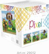 Pixelhobby Classic - kubus tuinieren