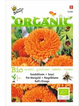 Buzzy® Organic Goudsbloem Orange Ball's  (BIO)