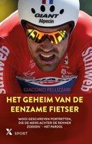 Boek cover Het geheim van de eenzame fietser van Giacomo Pellizzari