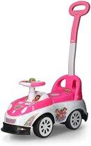 Milly Mally Ride On Bravo Loopwagen Fast Junior Roze/wit