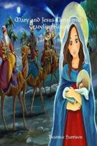 ''Mary and Jesus Christ with Traveling Kings:'' Giant Super Jumbo Mega Coloring Book Features 100 Pages of Color Calm Bible Scriptures with Beautiful Biblical Patterns for Peacefulness and Stress Relief (Adult Coloring Book)
