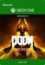 Doom 4: Unto the Evil - Add-On - Xbox One