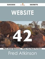 Website 42 Success Secrets - 42 Most Asked Questions On Website - What You Need To Know