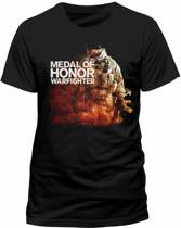 Merchandising MEDAL OF HONOR WARFIGHTER - T-Shirt Black - Character (S)