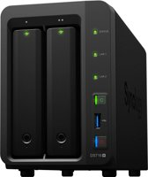 Synology Diskstation DS716+ - NAS - 0GB