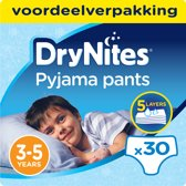 Huggies Drynites Luierbroekjes Boy - 3 tot 5 jaar - Absorberende broekjes
