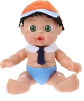 Falca Babypop Pet 19 Cm Meisjes Oranje
