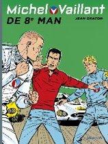 Michel Vaillant - Vintage: 008 De achtste man