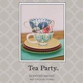 Bridgewater Geurzakje Tea Party 2 stuks