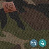 LC Rechthoek zitzak St. Trope M outdoor camouflage - Wasbaar - Geschikt voor buiten