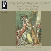 Wagenseil: Concertos For Harp, Two